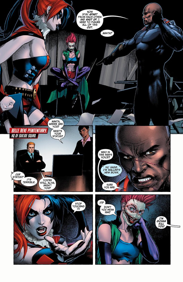 Is It Good? New Suicide Squad #3 Review