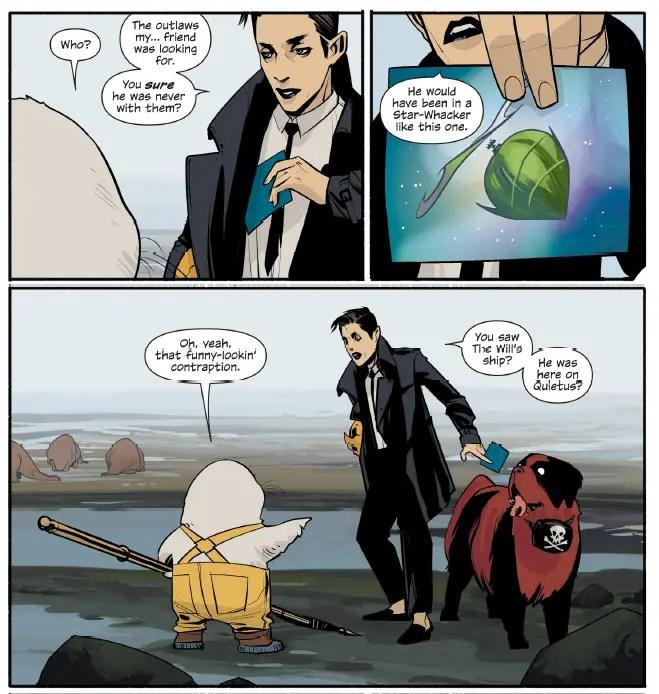 Is It Good? Saga #24 Review