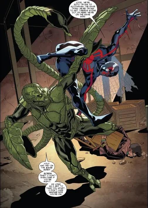 An Interview with Spider-Man 2099 Artist Will Sliney