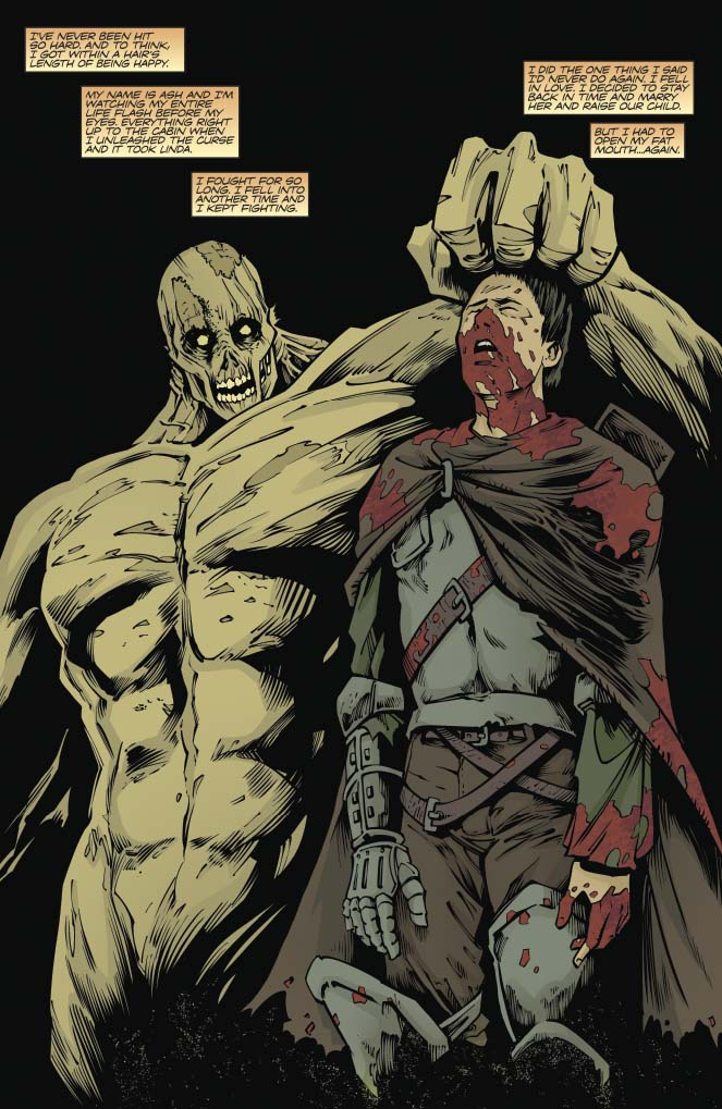 Is It Good? Army of Darkness: Ash Gets Hitched #4 Review
