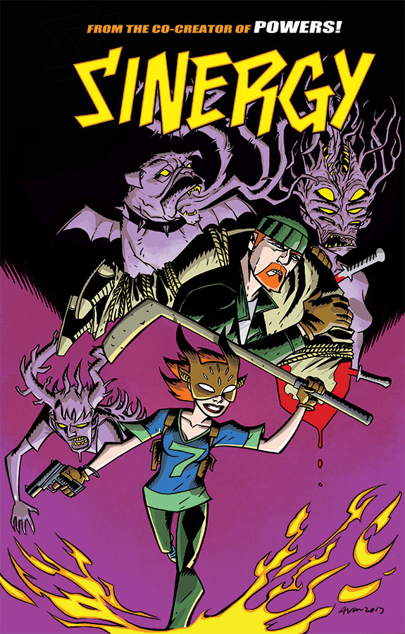 Is It Good? Sinergy #1 Review