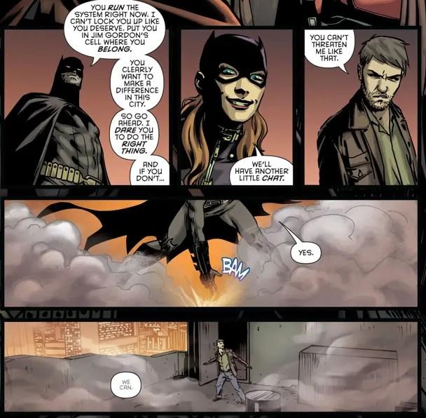 Is It Good? Batman Eternal #36 Review