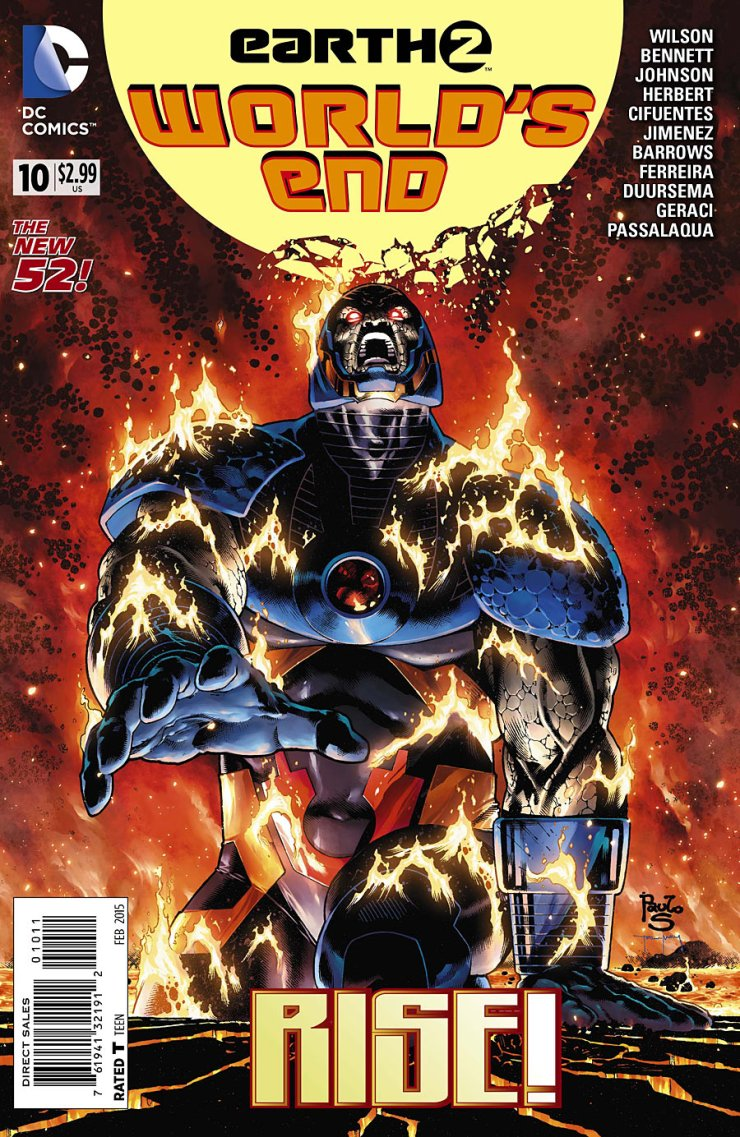 Is It Good? Earth 2: World's End #10 Review