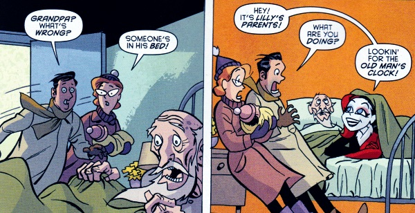 Panels in Poor Taste: 12/10/14 - Grundle Guard and Marmalade Friends