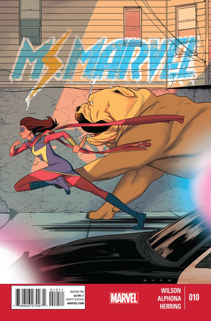 Is It Good? Ms. Marvel #10 Review