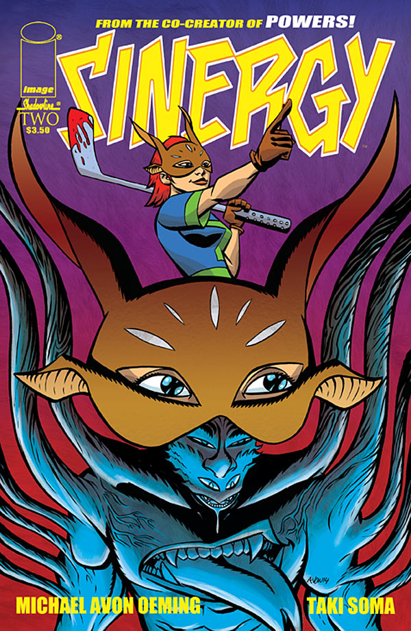 Is It Good? Sinergy #2 Review