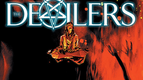 It's been over two months, but the Devilers are finally back in the series' 5th issue.