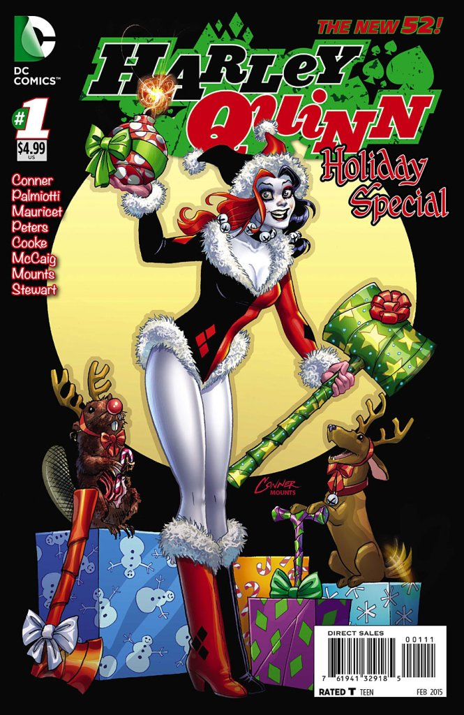 harley-quinn-holiday-special-1-cover