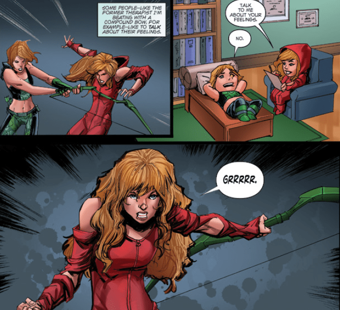 Is It Good? Robyn Hood #5 Review