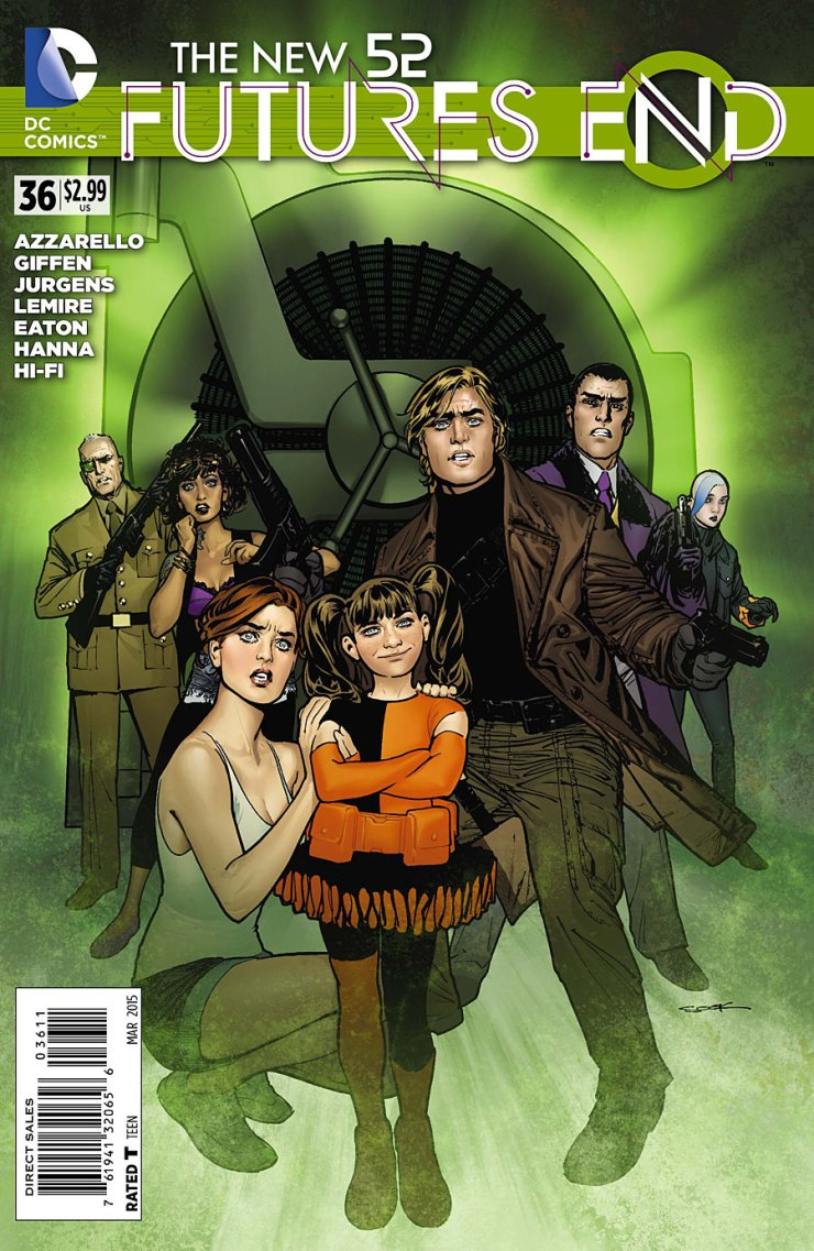 Is It Good? Futures End #36 Review