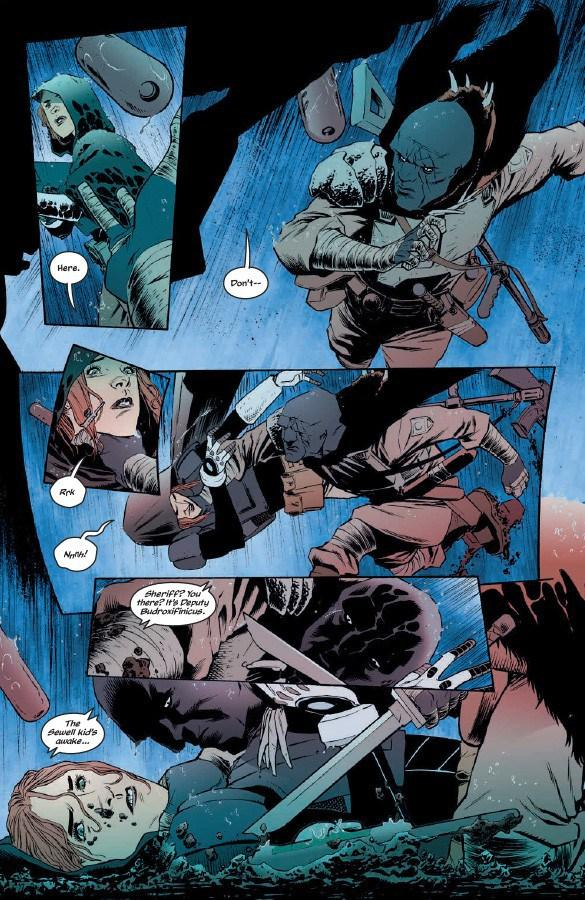 Is It Good? Copperhead #5 Review