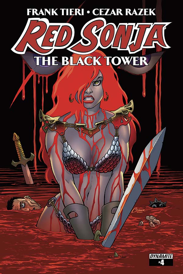 Is It Good? Red Sonja: The Black Tower #4 Review