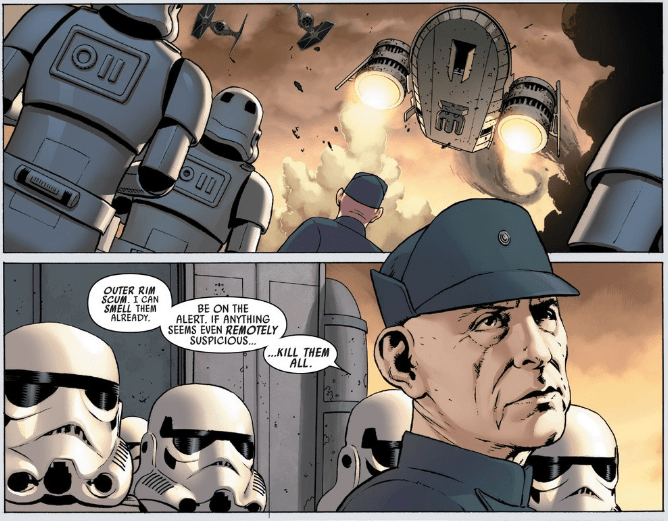 Is It Good? Star Wars #1 Review