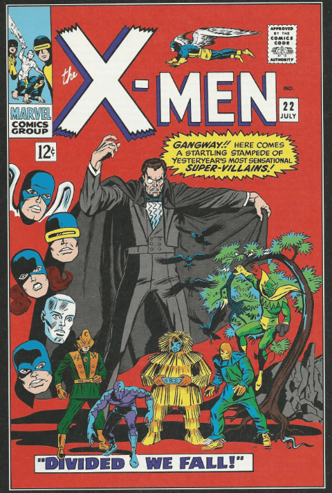 X-Men: The Blue and Yellow Era (Review)