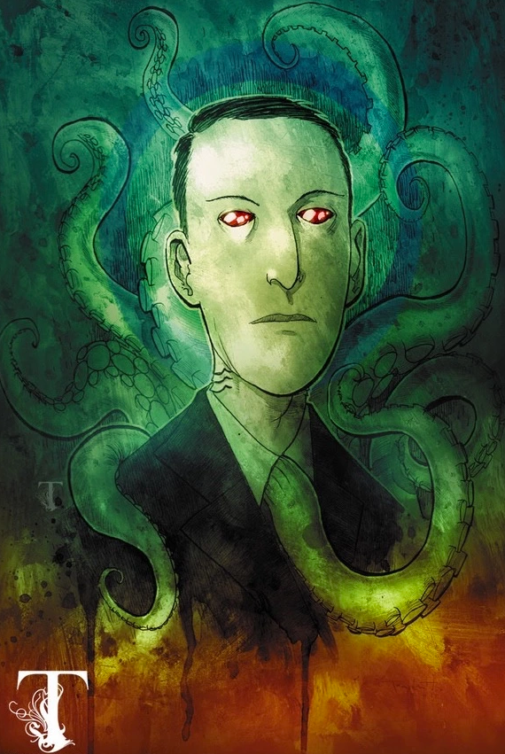 A Chat with Ben Templesmith on Gotham by Midnight, Lovecraft and Creator's Rights