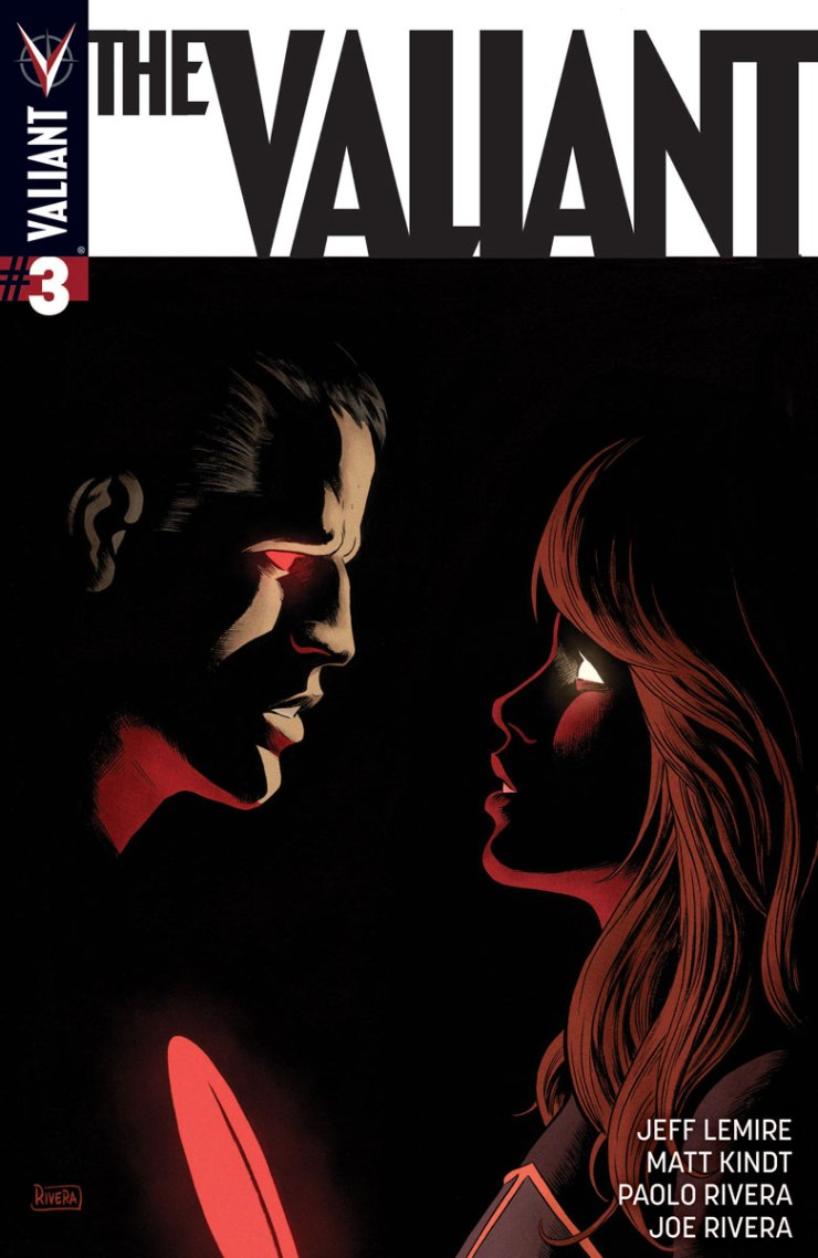Is It Good? The Valiant #3 Review