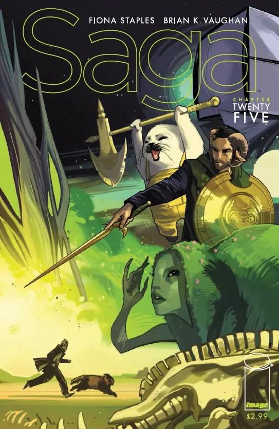 Is It Good? Saga #25 Review