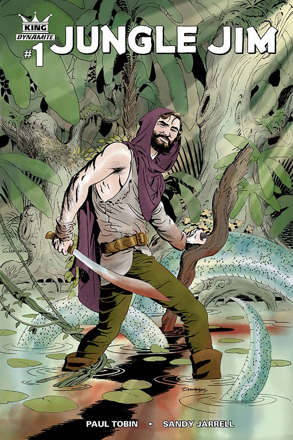 Is it Good? King: Jungle Jim #1 Review