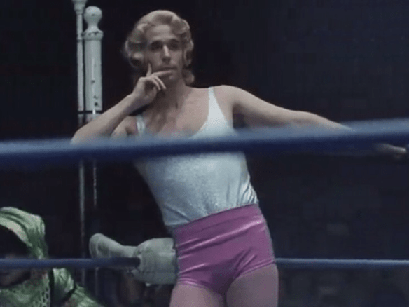 10 Count! Fictional Wrestlers in Movies