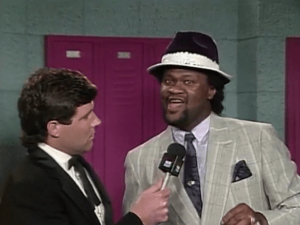 10 Count! Stereotypically Black Wrestling Characters