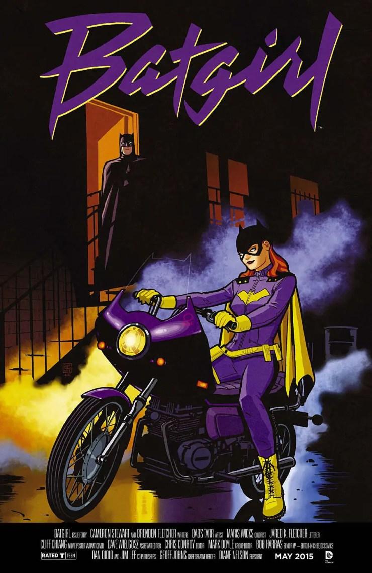 Is It Good? Batgirl #40 Review