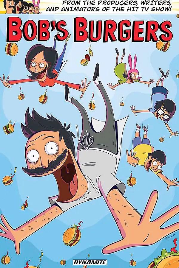 Is It Good? Bob's Burgers Vol. 1 Review