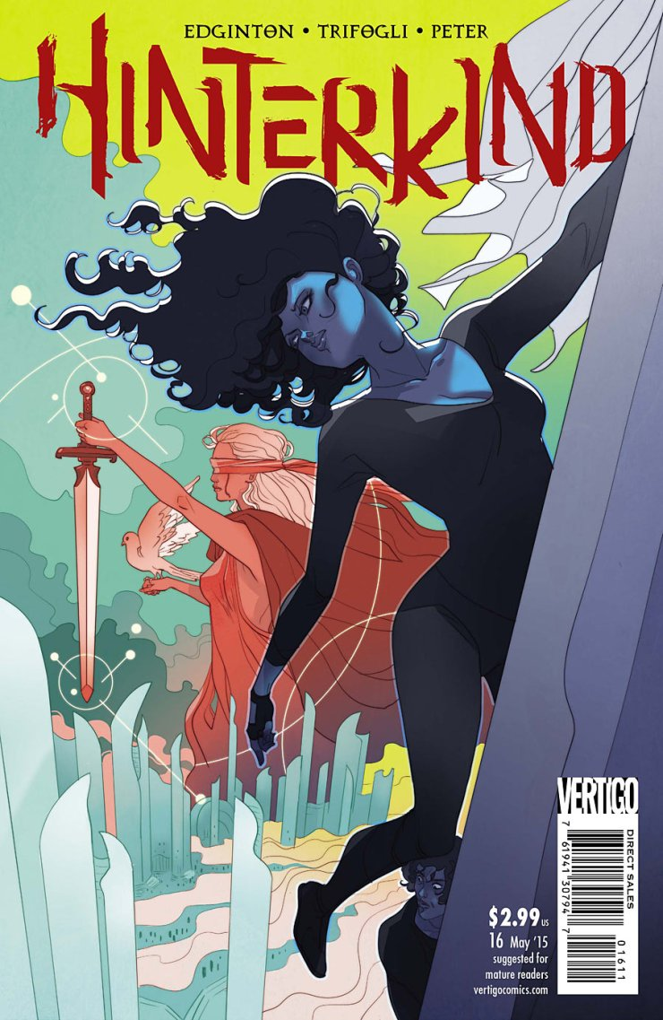 Is It Good? Hinterkind #16 Review