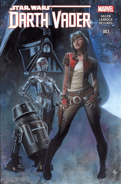 Is It Good? Darth Vader #3 Review