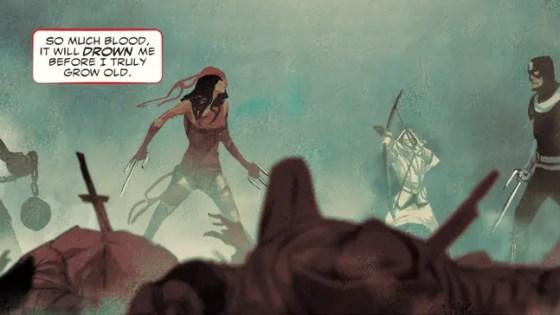 Is It Good? Elektra #11 Review