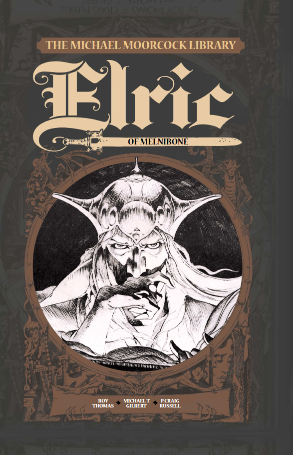 Is It Good? The Michael Moorcock Library Vol. 1: Elric of Melniboné Review