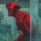Last issue, Hellboy's first field mission went into the sewer. This issue, we see how he gets out of there (since this is set in the past and we know he will). Is it good?