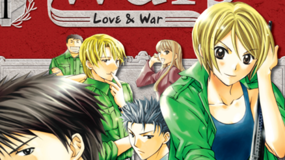 Library Wars: Love & War Vol. 1 Review