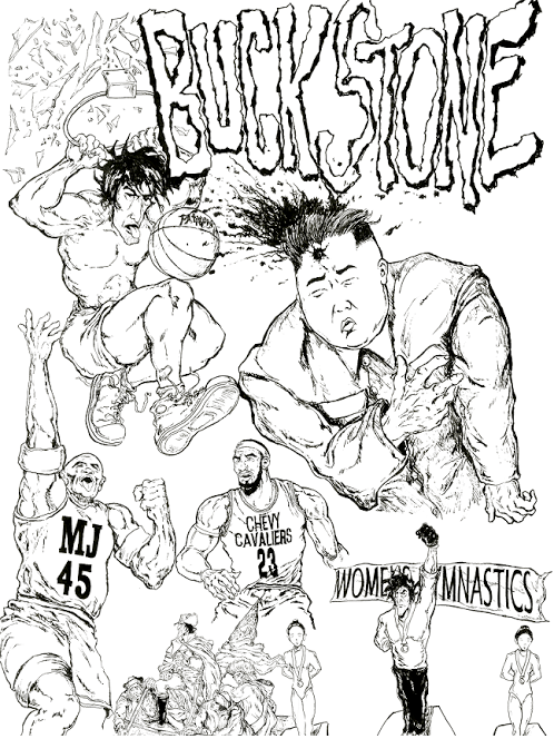 Interview with 'Man vs. Rock' creators about indie comics, breaking in...and heroin