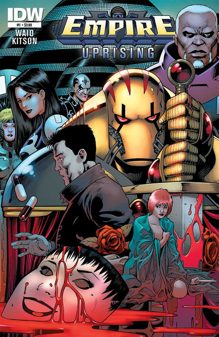 Is It Good? Empire Uprising #1 Review