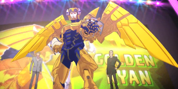 Tiger & Bunny The Movie: The Rising Review