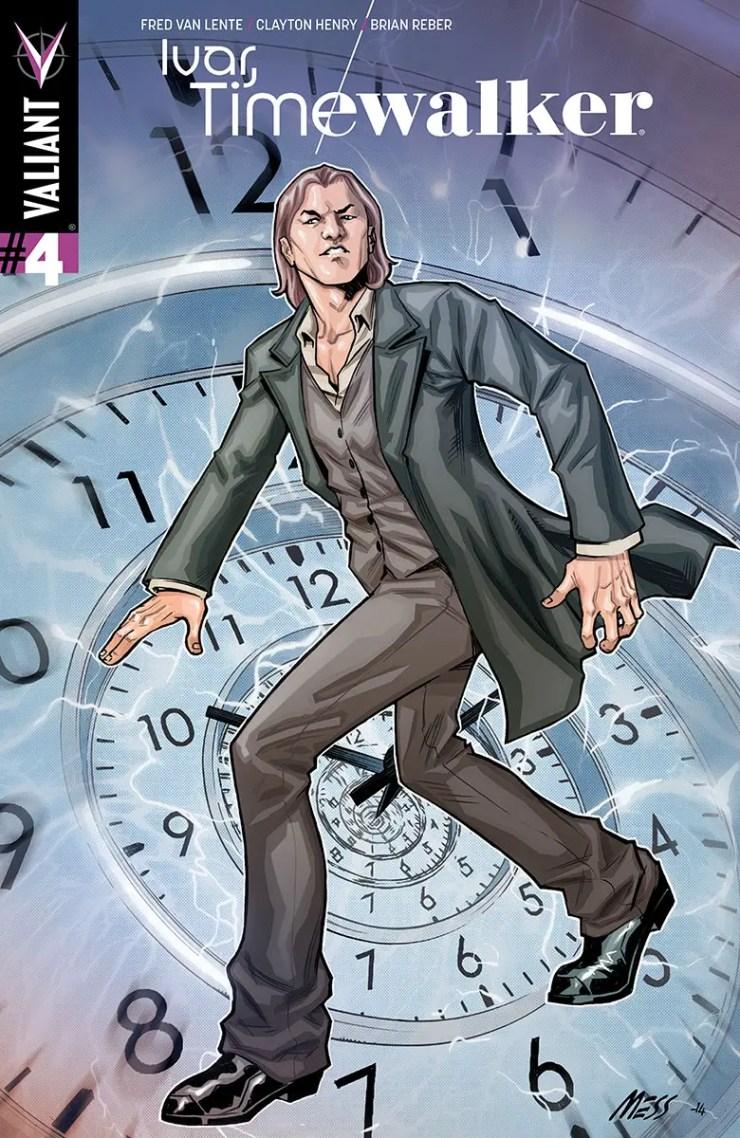 Is It Good? Ivar, Timewalker #4 Review