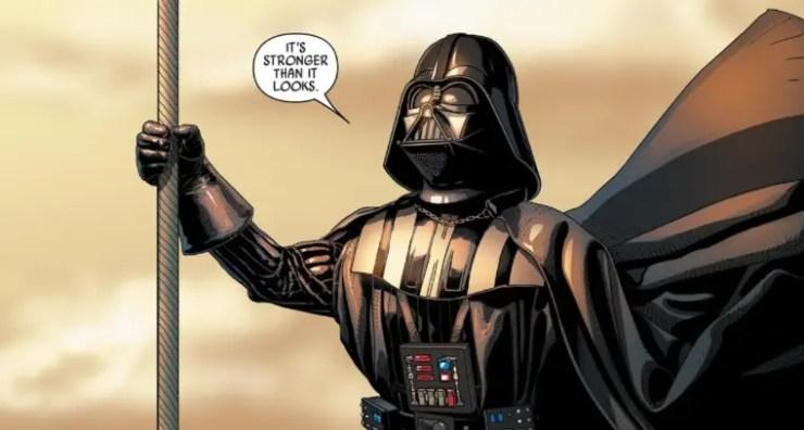 Panels in Poor Taste: 4/10/15 - Darth Vader Dongs and Cyclopean Breasts