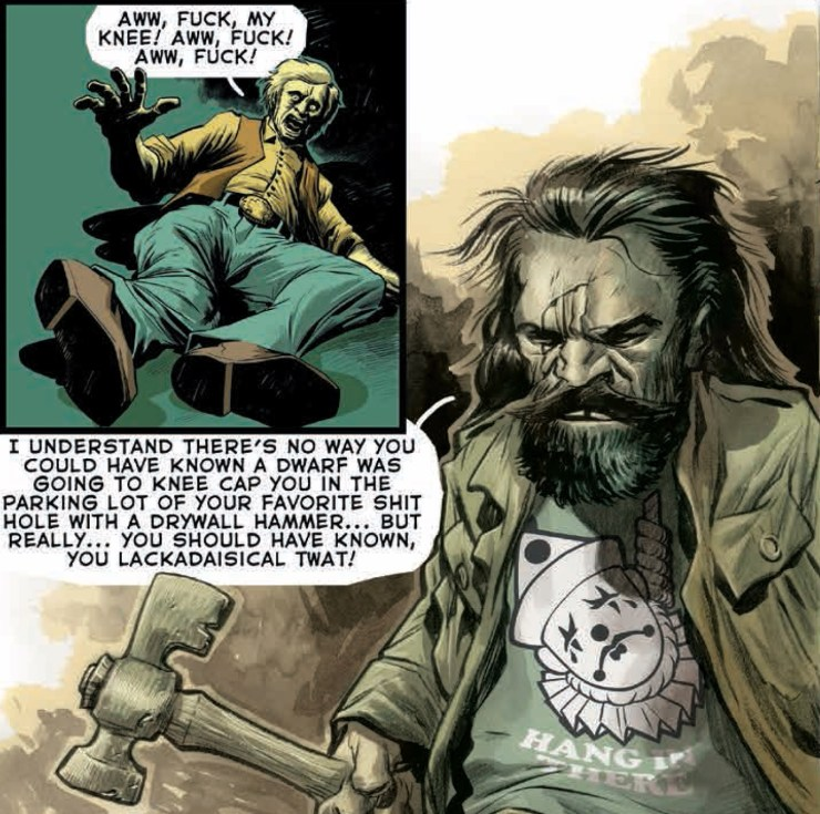 Is It Good? Big Man Plans #2 Review