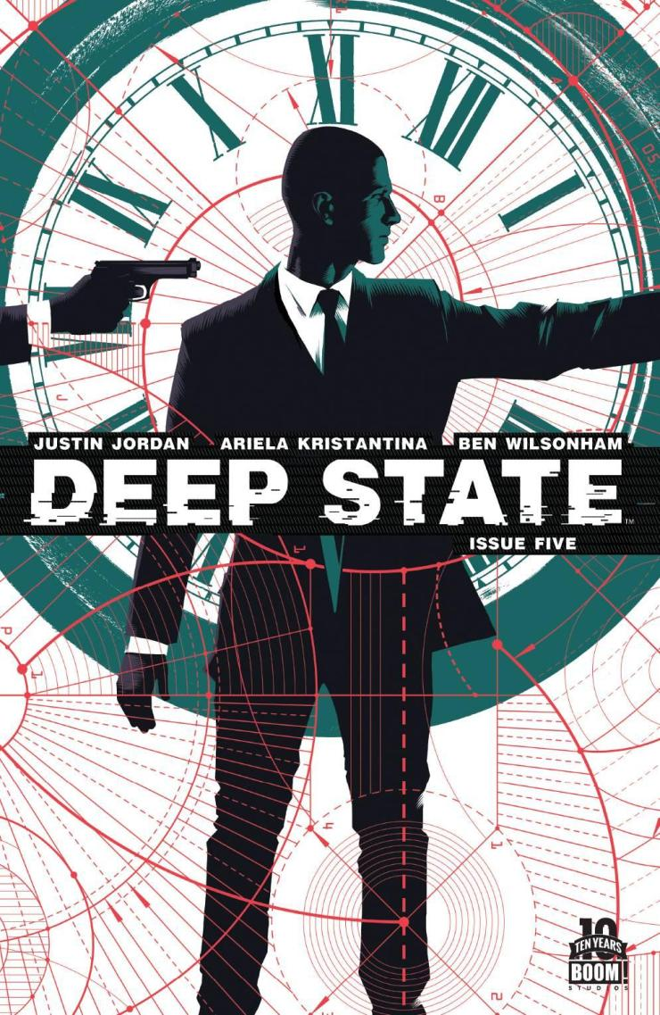 Is It Good? Deep State #5 Review