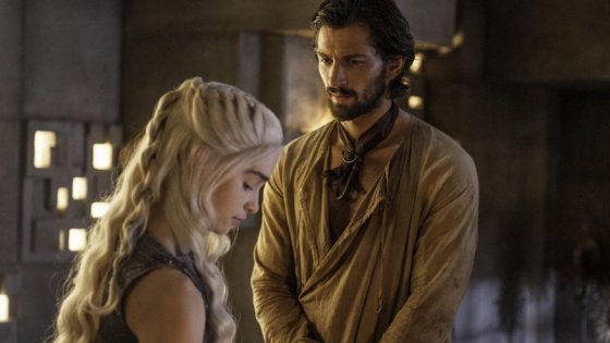 In anticipation of the season premiere of Game of Thrones tonight, I compiled a list of the seven duos I'm most excited to see this season. Enjoy!