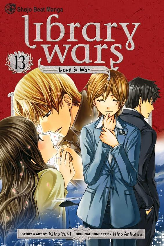 library-wars-vol-13-cover