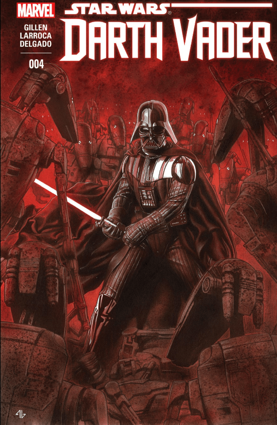 Is It Good? Darth Vader #4 Review