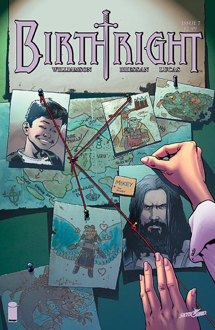 Is It Good? Birthright #7 Review