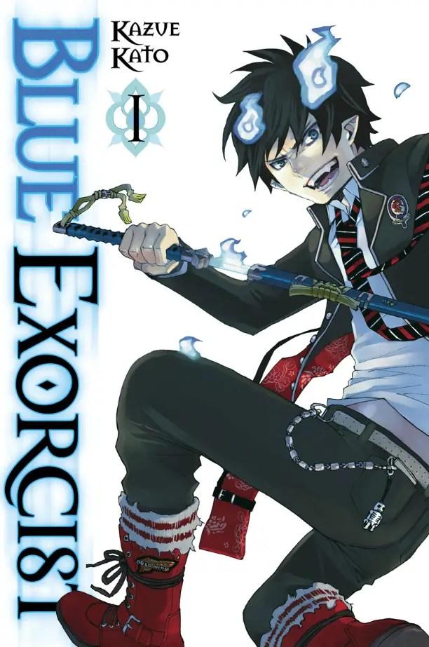 Blue Exorcist Vol. 1 Review