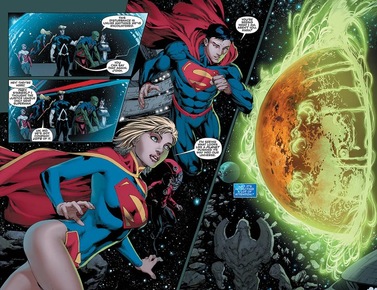 Is It Good? Convergence #6 Review