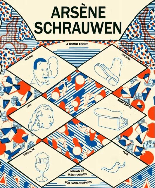 Indie Comic Corner: Arsène Schrauwen Review