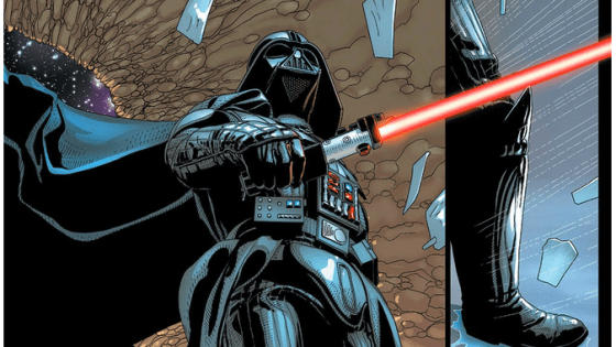 Darth Vader has never seemed so weak, which is why it's so damn fun to read Marvel's new series. Is it good?