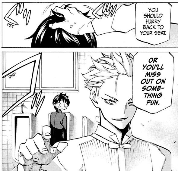 Straighten Up! Welcome to Shika High's Competitive Dance Club #1 Review