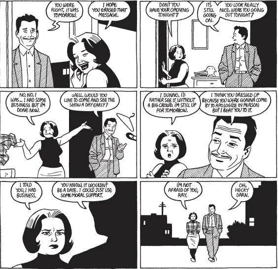 Indie Comic Corner: The Love Bunglers Review