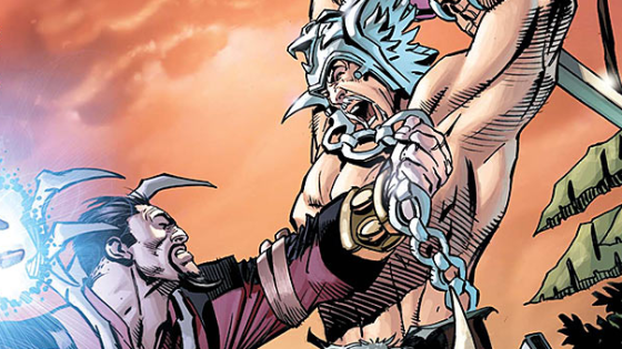 Is It Good?  Convergence #5 Review